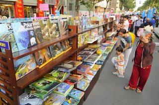 Lễ hội đường sách Tết 2014: Sách và Tri thức