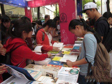 Rộn ràng Ngày sách Việt Nam lần 2 tại TP.HCM
