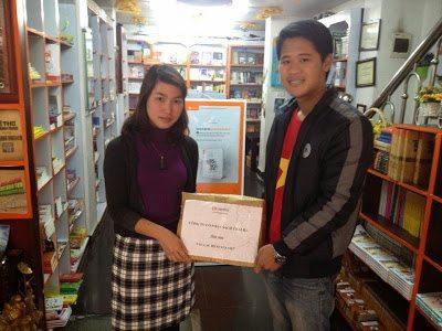 Thaihabooks ủng hộ sách gửi tặng các em nhỏ miền núi