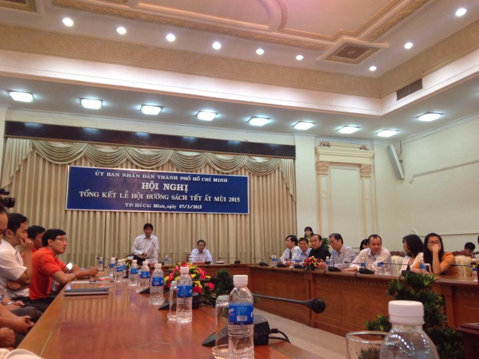 Thái Hà Books vinh dự nhận bằng khen của Ủy Ban Nhân Dân thành phố Hồ Chí Minh