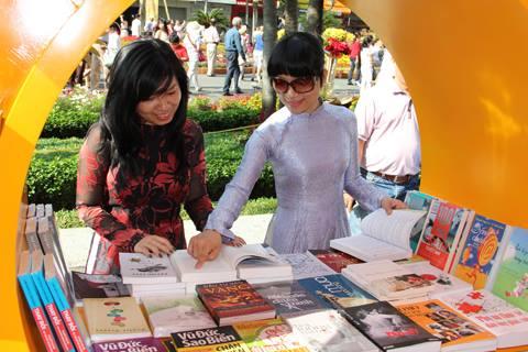 Giới yêu sách bàn việc xây 'Phố sách' ở Sài Gòn