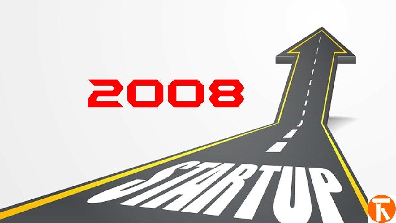 Năm 2008 – Khởi nghiệp