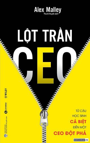 Lột Trần CEO – Alex Malley
