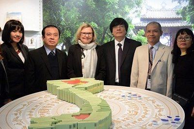 Việt Nam tham dự Hội sách quốc tế Frankfurt