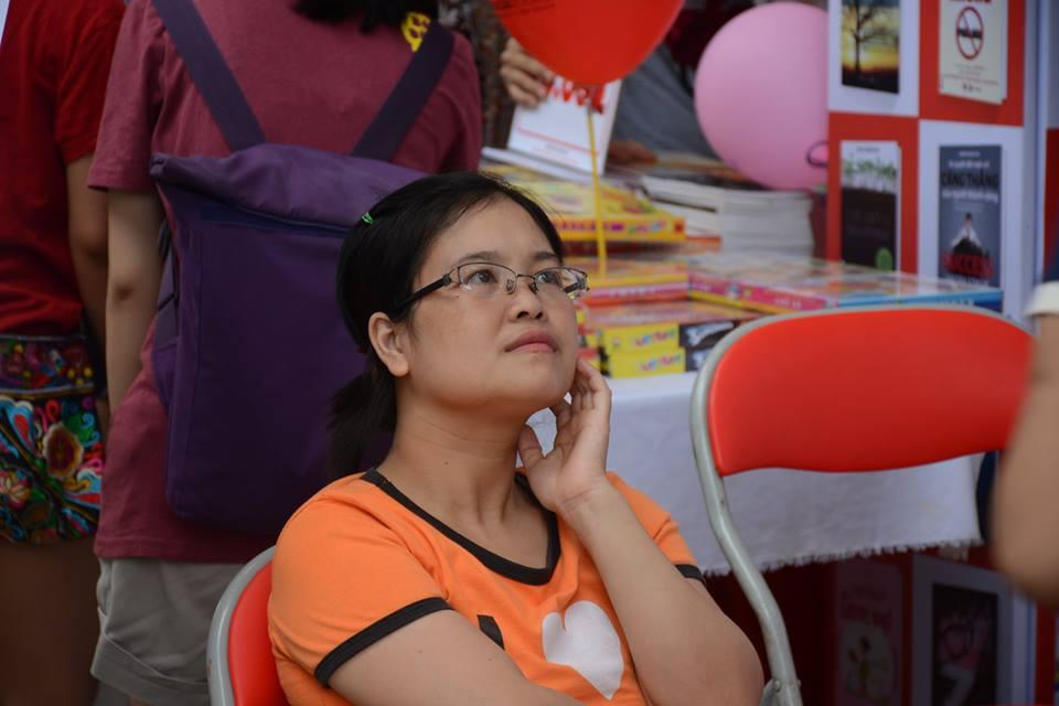 Cá nhân xuất sắc 6 tháng đầu năm – Mama tổng quản của Thaihabooks