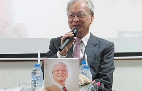 Chuyên gia Kinh tế Bùi Kiến Thành – Từ chính khách tới cố vấn cho ba đời thủ tướng
