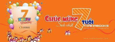 Thư từ gia đình Thái Hà Books trước thềm sinh nhật 7 năm