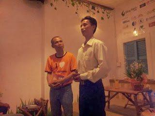 Buổi sinh hoạt đầu năm và ra mắt Ban chủ nhiệm CLB Yêu sách Thái Hà HCM diễn ra nhiều cảm xúc