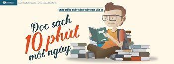 Đọc sách 10 phút mỗi ngày cùng Thái Hà Books