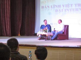 Hội thảo Bản lĩnh Việt trong thời đại internet kết thúc thành công