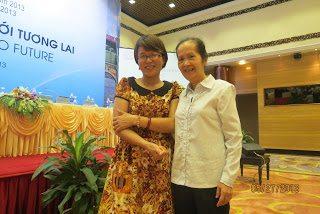 Thaihabooks dự Hội thảo Công bố Báo cáo Thường niên Kinh tế Việt Nam 2013