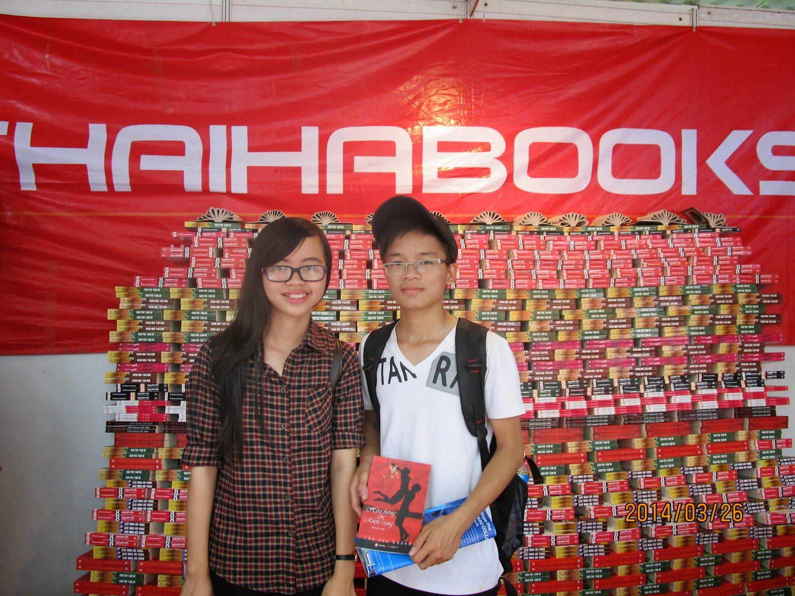 """Thái Hà Books tại """"Ngày Sách Việt Nam lần I"""" tại Tp.Hồ Chí Minh"""