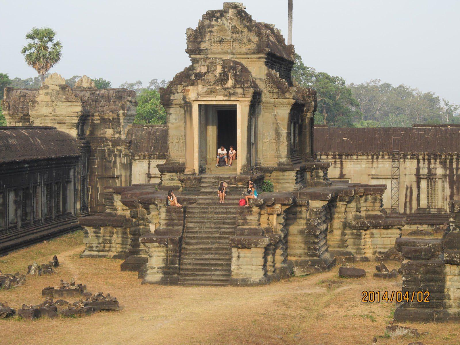 Khám phá Campuchia