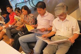 Thaihabooks tổ chức triển khai áp dụng Hệ thống quản lý chất lượng ISO 9001:2000