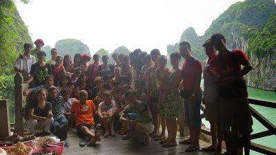 Thaihabooks và kỳ nghỉ ấn tượng ở Cô Tô – Hạ Long
