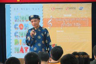 """Thaihabooks đón sinh nhật và tổ chức thành công buổi tọa đàm """"Những con chữ biết hát- khuông nhạc cho đào tạo nhân tài"""""""