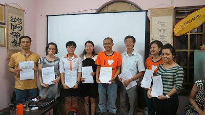 Thaihabooks họp tổng kết 06 tháng đầu năm 2014