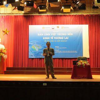 Hội thảo của TS. Alan Phan tối 19.3 thành công quá sự mong đợi