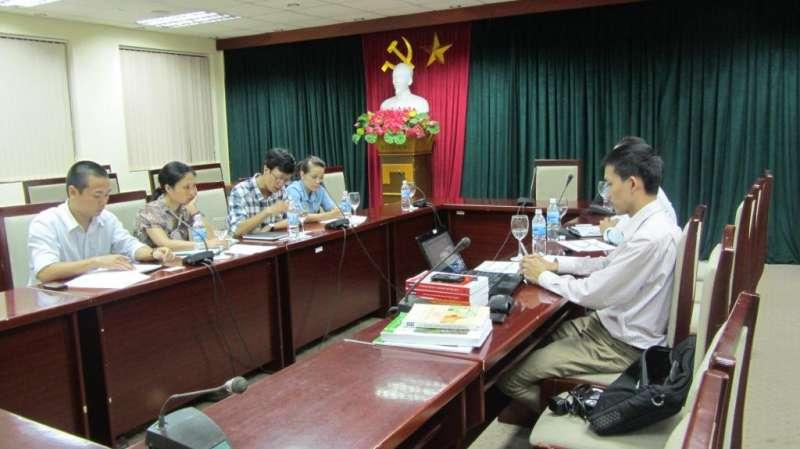 Hợp tác xuất bản giữa VEPR và Thái Hà Books