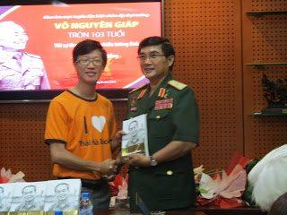 Thaihabooks ra mắt sách Võ Nguyên Giáp – Chiến thắng bằng mọi giá