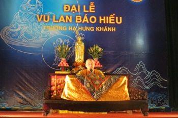 CLB Yêu Sách Thái Hà tham gia Đại Lễ Vu Lan Báo Hiếu – Trường Hạ Hưng Khánh.