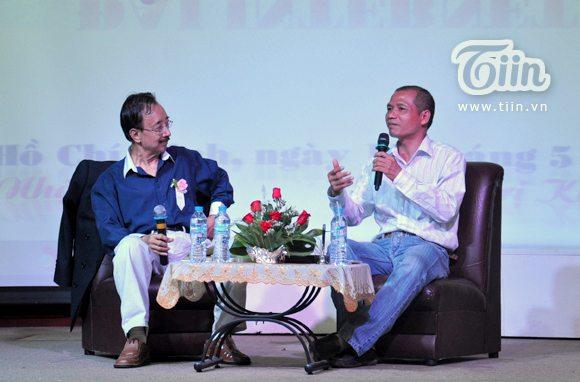 TS Alan Phan: 'Những kẻ thù của thành công khiến ta trở nên yếu đuối'