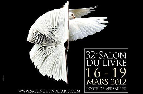 Bồ câu trắng, hình ảnh mới của Hội chợ sách Paris