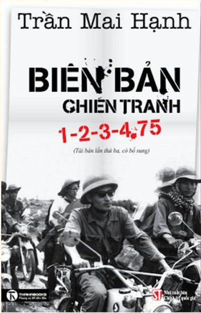 """""""Biên bản chiến tranh 1-2-3-4.75"""" tái bản lần ba"""
