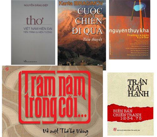 Giải thưởng Hội Nhà văn Việt Nam 2014