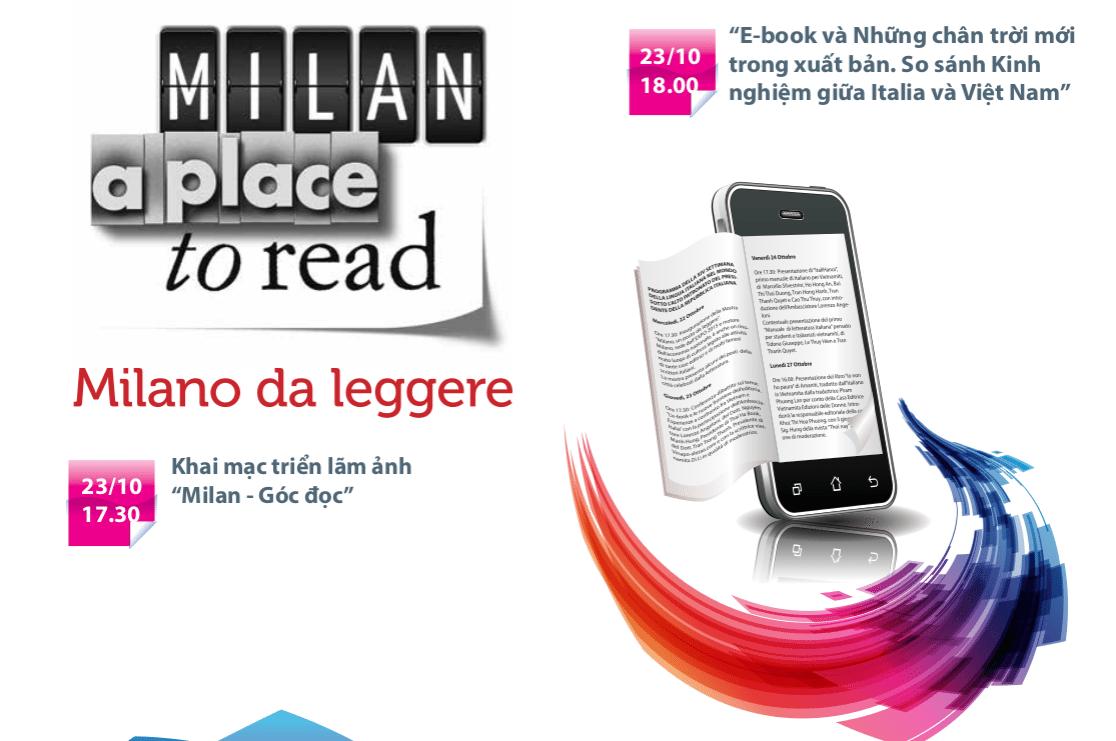 Tọa đàm E-book và những chân trời mới trong xuất bản. So sánh kinh nghiệm giữa Italia và Việt Nam