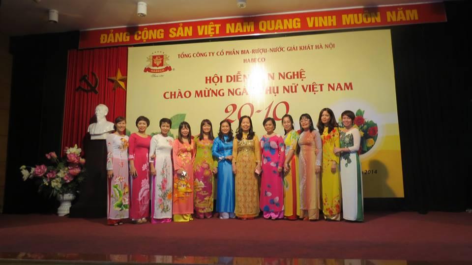 Giao lưu cùng Tổng công ty Bia Rượu Nước giải khát Hà Nội