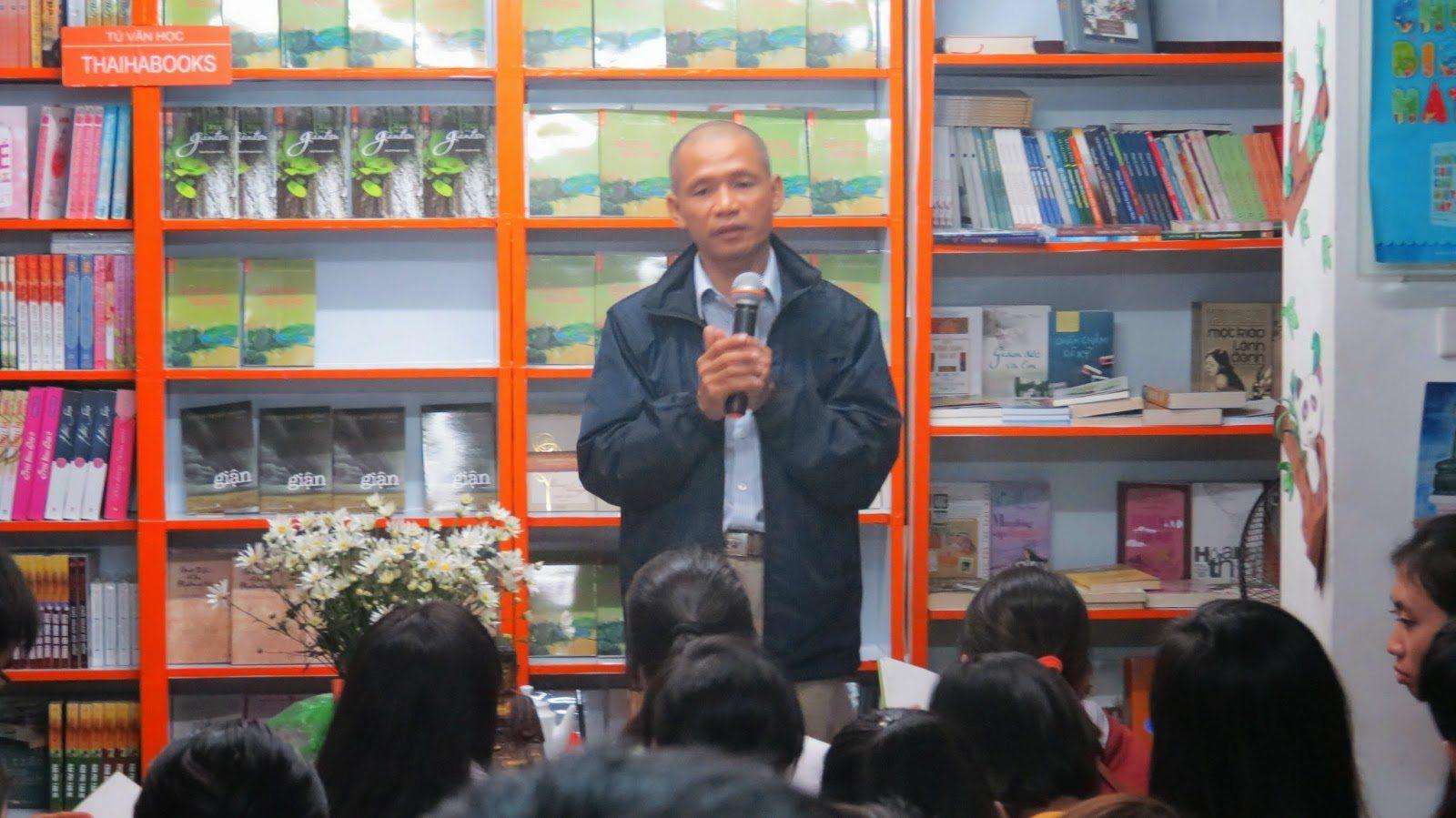 Giao lưu cùng TS. Nguyễn Mạnh Hùng với chủ đề Gieo trồng hạnh phúc