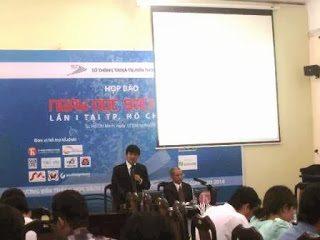 Thái Hà Books tham gia họp báo tổ chức Ngày Đọc Sách 2013 lần I tại Tp. Hồ Chí Minh