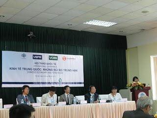 Thái Hà Books và Trung tâm Nghiên cứu VEPR tổ chức thành công Hội thảo Kinh tế Trung Quốc: Những rủi ro trung hạn