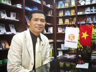 15h15′ chiều 22/11/12 TS. Nguyễn Mạnh Hùng – Tổng giám đốc Thaihabooks giao lưu trực tiếp trên Đài tiếng nói Việt Nam VOV1