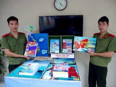 Thái Hà Books tham gia Ngày hội sách Học viện An ninh C500