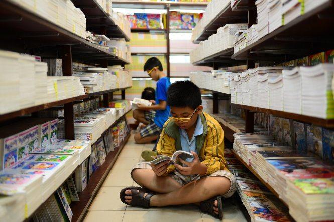Thiếu thói quen đọc sách do ảnh hưởng cách giáo dục?