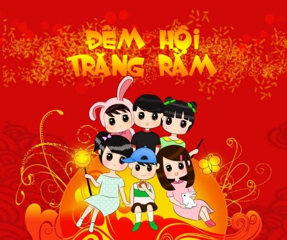 CLBYSTH.HCM, ngày 26/09/2015: Vui Tết trung thu cùng trẻ em xã Tóc Tiên – Bà Rịa Vũng Tàu