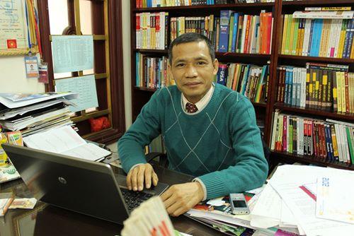 Bản lĩnh trẻ: TS Nguyễn Mạnh Hùng bàn về văn hóa đọc