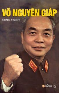 Cuốn sách Võ Nguyên Giáp qua ngòi bút Nhà Sử học Dương Trung Quốc