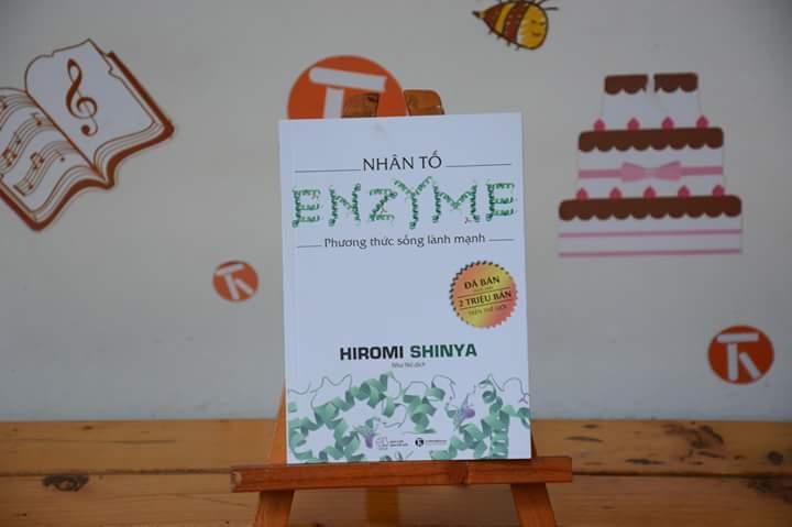 Nhân tố Enzyme – cuốn sách làm tôi giật mình giác ngộ và thật sự thay đổi