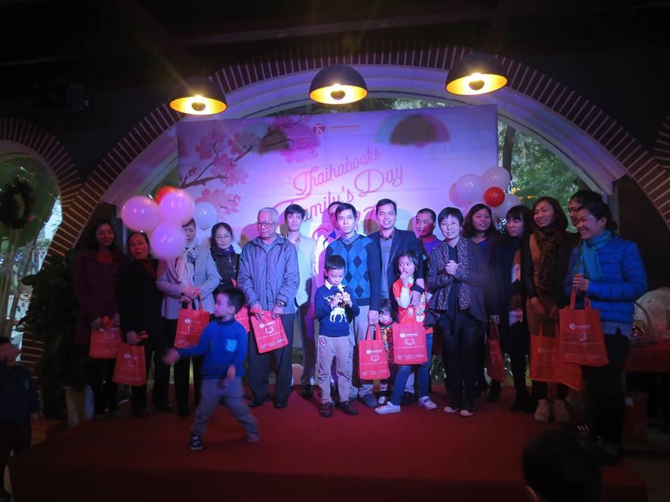 Thaihabooks Family's Day 2017
