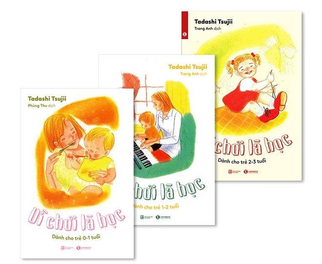 Cuốn sách giúp trẻ chơi đúng cách