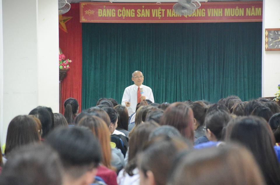 Reading Tour Thái Hà Books chính thức bắt đầu từ Thái Bình