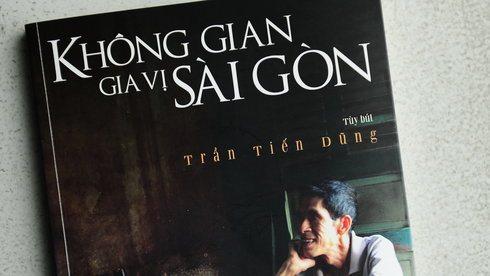 """Cuốn sách """"Không gian gia vị Sài Gòn"""" xuất hiện nổi bật trên báo Đại Đoàn Kết"""