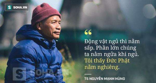 """TS. Nguyễn Mạnh Hùng: Ôm điện thoại vào phòng ngủ; xem ti vi; cởi trần khi ngủ? Sao bạn nỡ """"giết"""" mình bằng cách đấy!"""