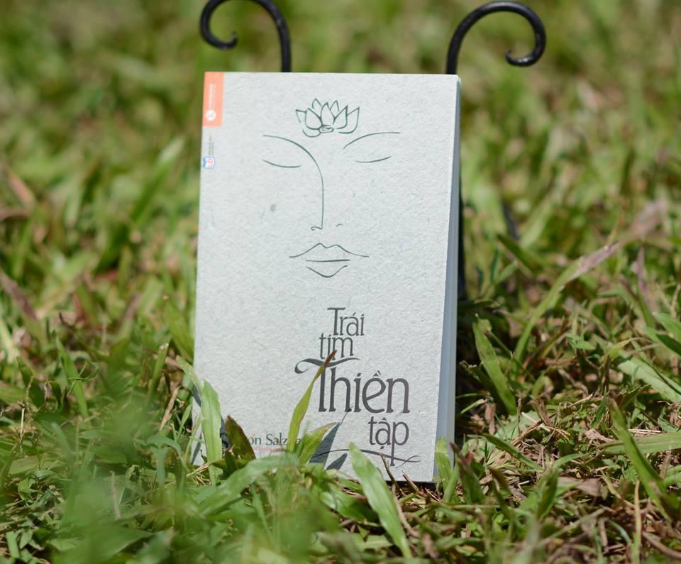 16h00, ngày 19/04 – Chương trình Reading Tour số 13 Chủ đề TRÁI TIM THIỀN TẬP tại Đài Truyền hình Việt Nam