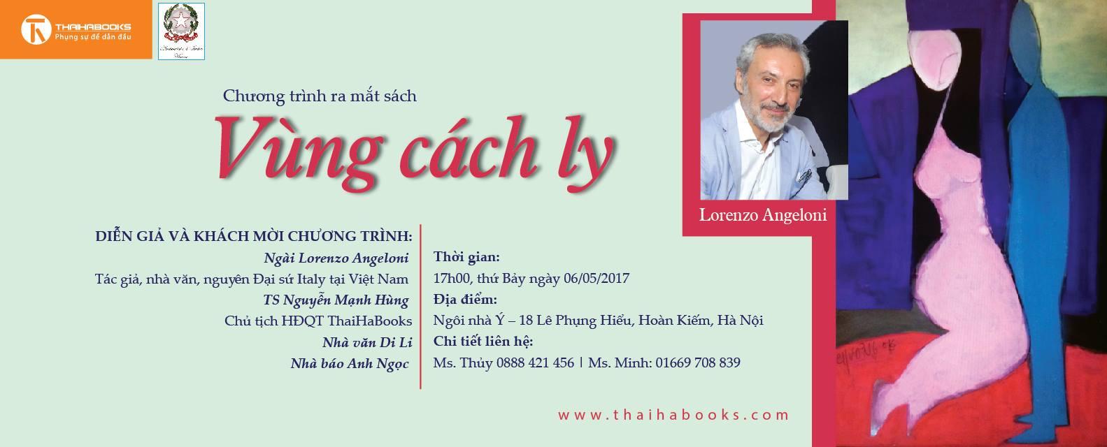 """17h ngày 06/05 Reading tour 22 với chủ đề: """"Vùng cách ly"""""""