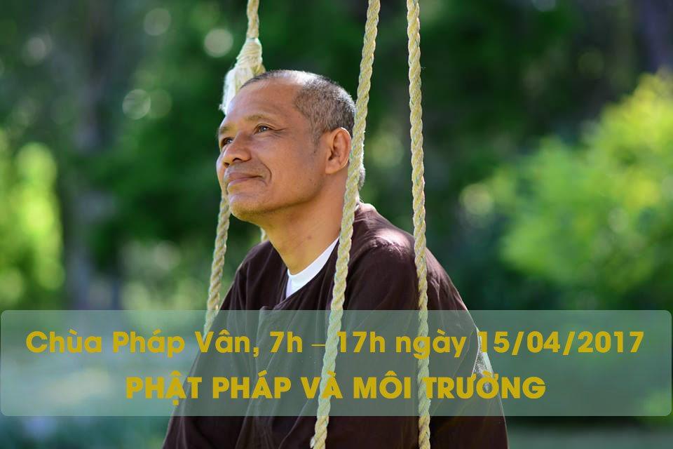 """Thứ 7, Ngày 15/4/2017 Reading Tour Thái Hà Books 2017 – Chương trình số 11 Chủ đề """"TAY THẦY TRONG TAY CON"""" tại chùa Pháp Vân"""