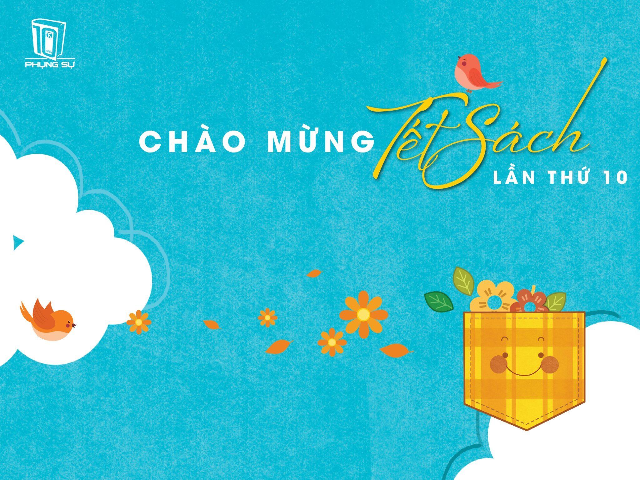 Chuỗi hoạt động tri ân bạn đọc của Thaihabooks trong Tết sách lần thứ 10